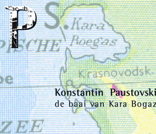 De Baai van Kara Bogaz