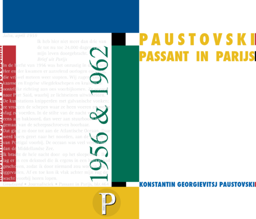 Paustovski, passant in Parijs